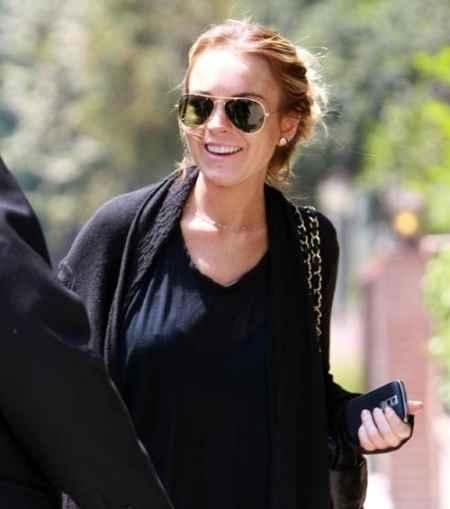 Lindsay Lohan glorious photo
