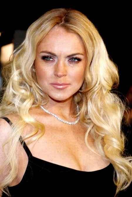 Lindsay Lohan gorgeous photo