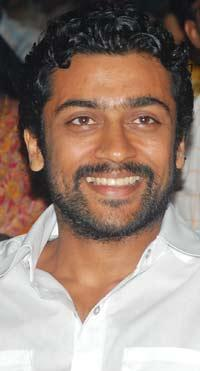 Surya Smilling Photo