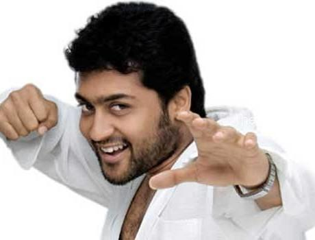 Surya Cute Stylist Look
