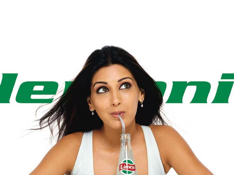 Sonali Bendre Limca Wallpaper
