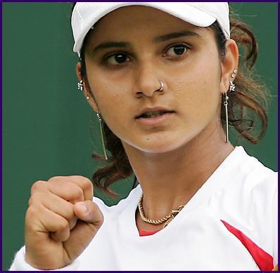 Sania Mirza Angry Still