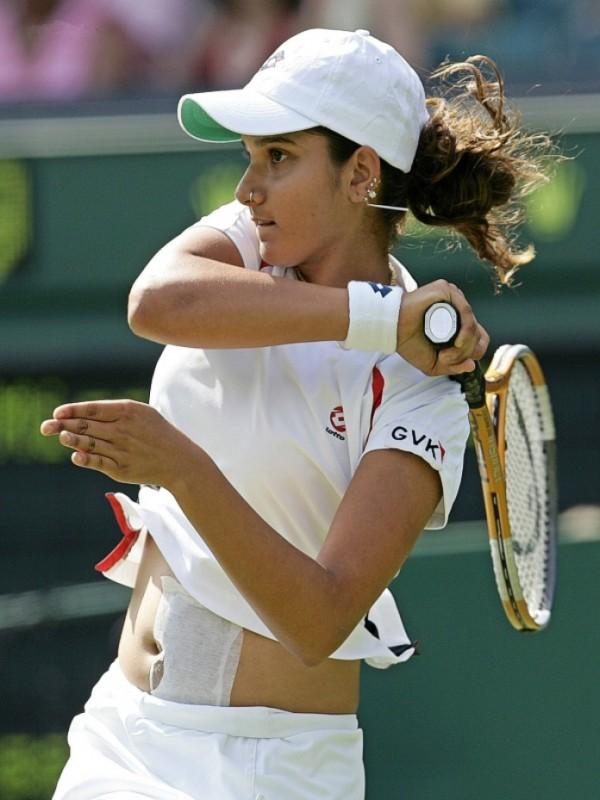 Tennis Queen Sania Mirza Pics