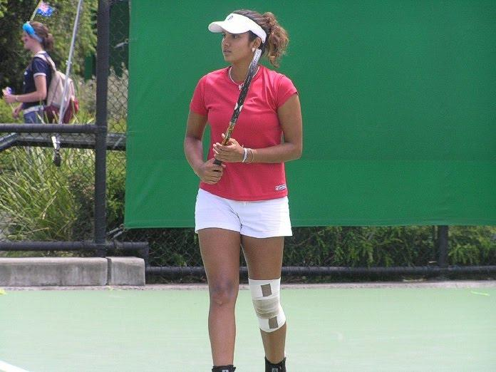Tennis Player Sania Mirza Pics
