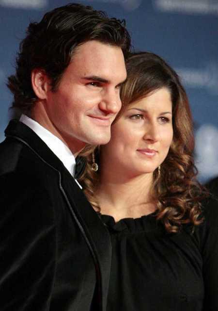 Roger Federer Glamour Still