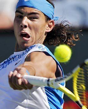 Spanish Tennis Player Rafael Nadal Pics
