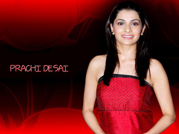 Actress Prachi Desai Wallpaper