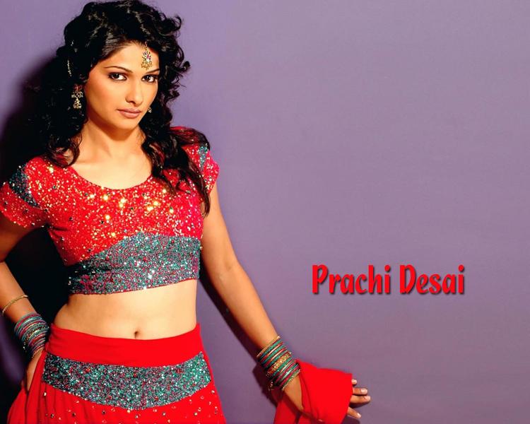 Prachi Desai Hottest Look Wallpaper