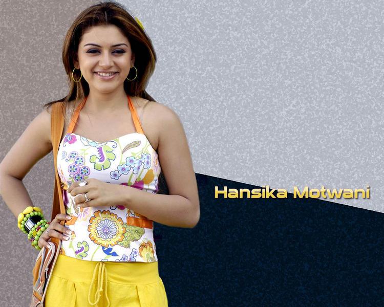 Sizzling Hansika Motwani Photo