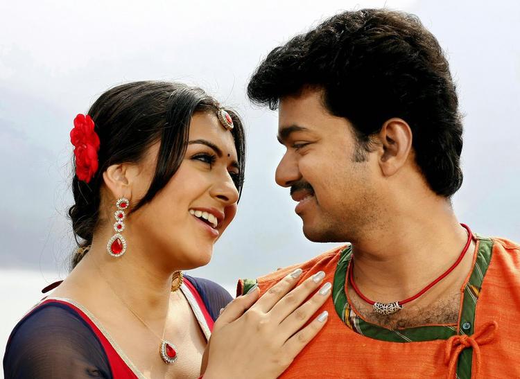 Vijay and Hansika Motwani Stills by Velayutham
