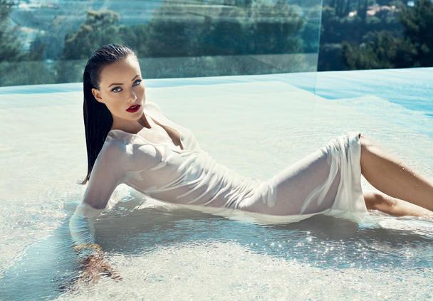 Olivia Wilde Latest Hot Photo Shoot
