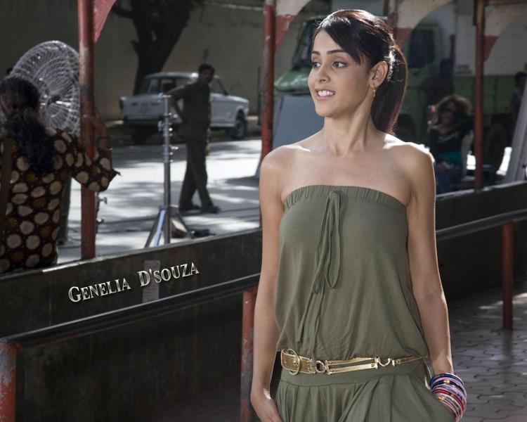 Sizzling Genelia Dsouza Pics