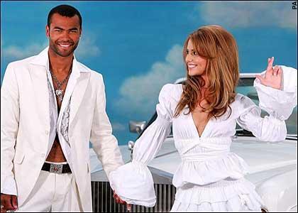 Ashley and Cheryl Cole Latest Photo