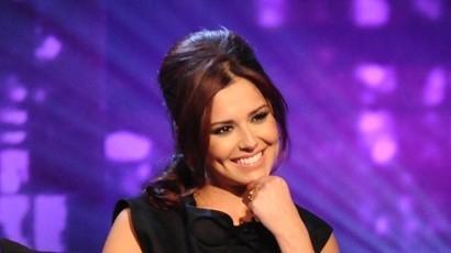 Cheryl Cole Secret Meeting Still