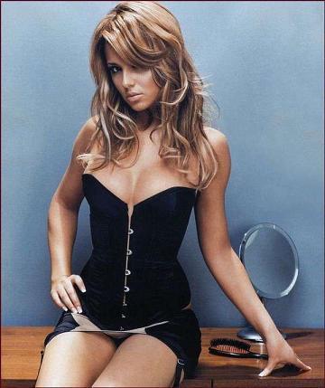 Cheryl Cole  sexy boob still