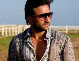 Saif Ali Khan Hot Stylist look