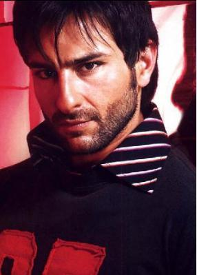 Saif Ali Khan Sad Face Still