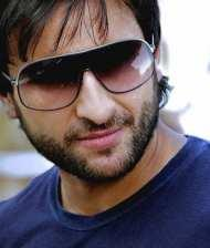Saif Ali Khan Looks Hot Wearing Goggles