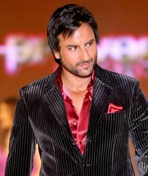 Saif Ali Khan Looking Very Gorgeous