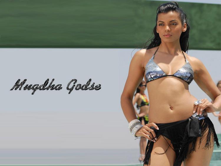 Mugdha Godse Bikini Hot wallpaper