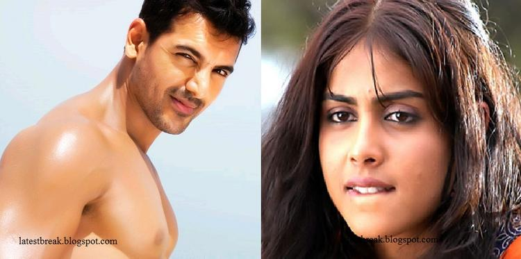 Genelia and John Abraham hot look in Force