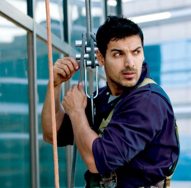 John Abraham hot look in Force