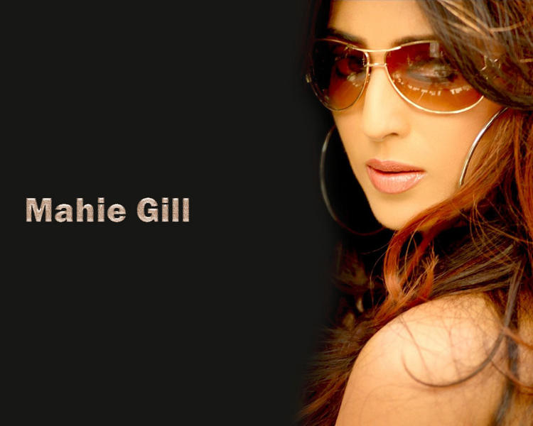Mahie Gill Hot Stylist Wallpaper
