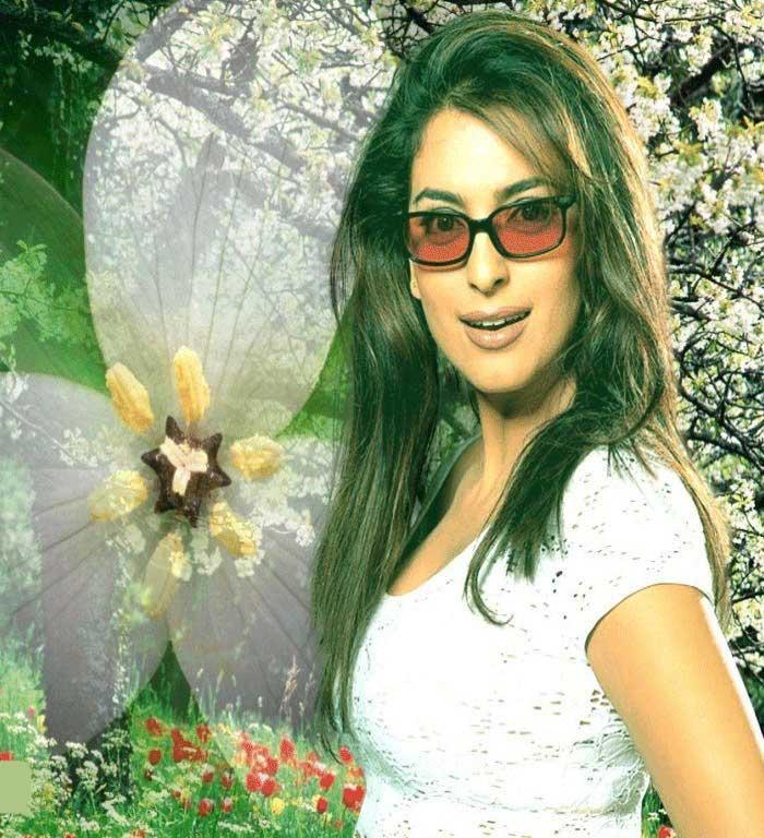 Bolly Beauty Juhi Chawla Wallpaper