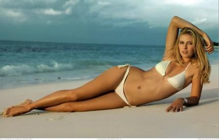 Maria Sharapova Spicy Figure Images