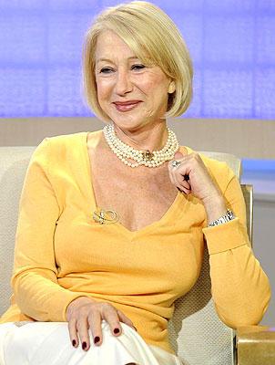 Dame Helen Mirren Beauty Still