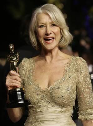 Oscar Winning Actress Dame Helen Mirren Still