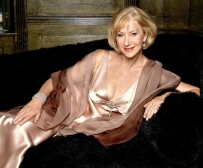 Dame Helen Mirren Sizzling Hot Still