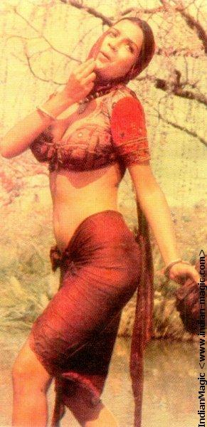 Zeenat Aman Sexy Hips Still