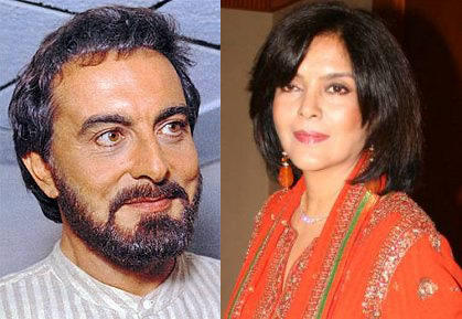 Kabir Khan and Zeenat Aman Images