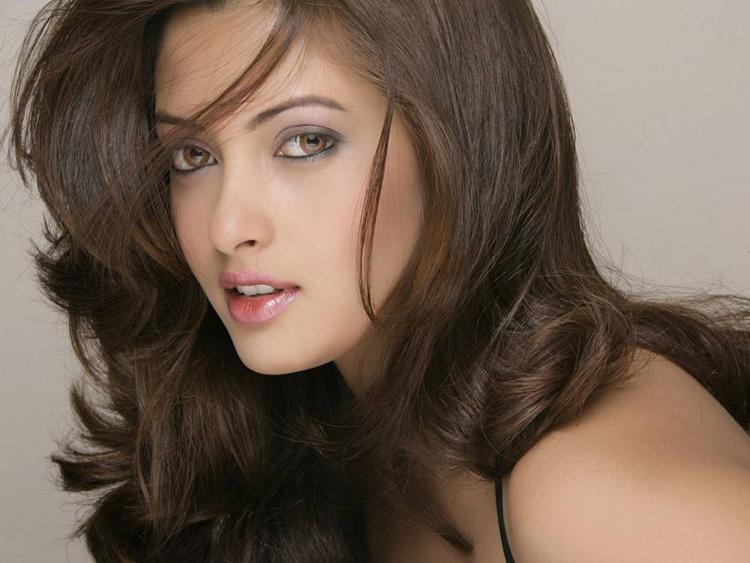 Spicy Riya Sen very hot look