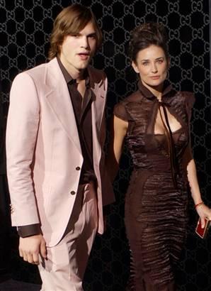 Demi Moore and Ashton Kutcher Latest Still