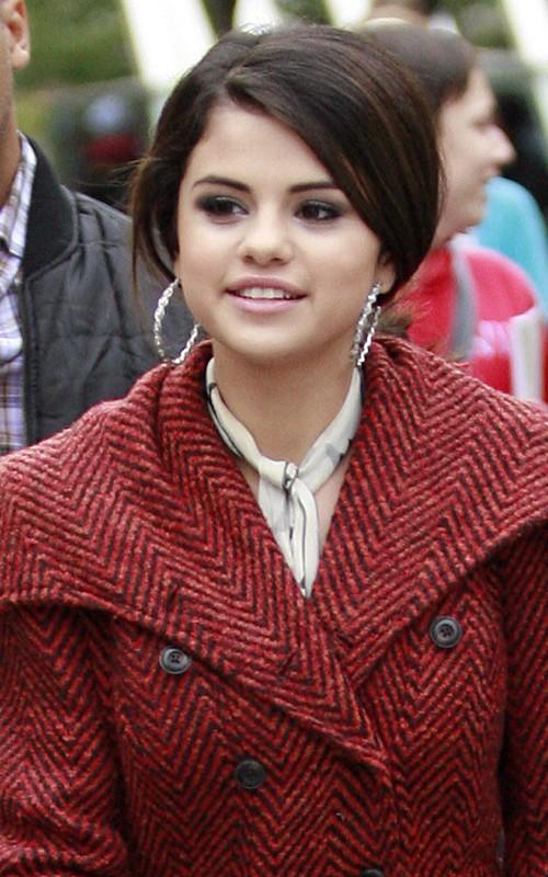 Cute Babe Selena Gomez Wonderful Still