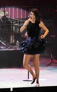 Selena Gomez Prom Dress Cute Still