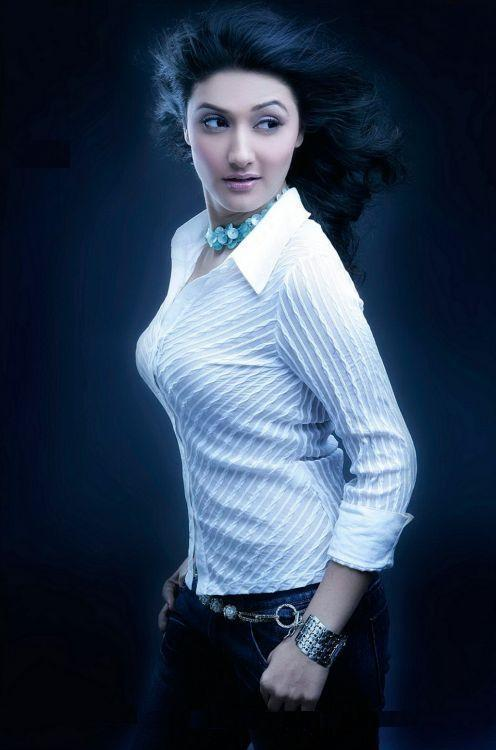 Ragini Khanna photo shoot in Sony Office