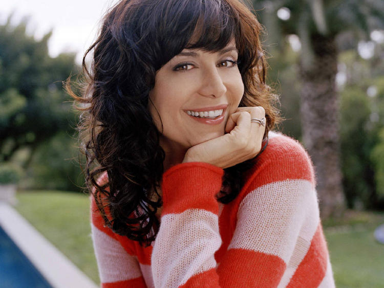 Catherine Bell Cute Face Picture
