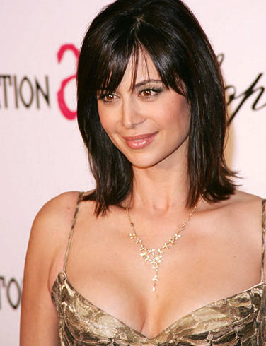 Catherine Bell Public Open Boob Photo