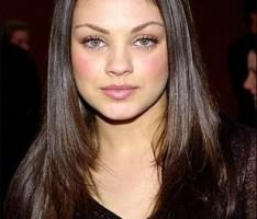 Mila Kunis Long Hair Glamour Still