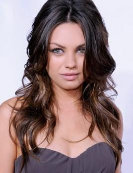 Mila Kunis Sleeveless Dress Open Boob Hot Still