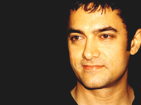 Aamir Khan Latest Gorgeous Photo