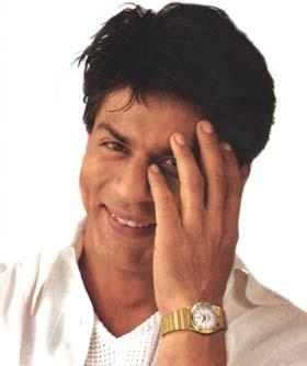Shah Rukh Khan Sexy Smile Wallpaper