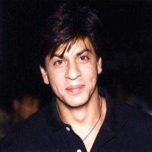 Shah Rukh Khan Glorious Beauty Face Wallpaper