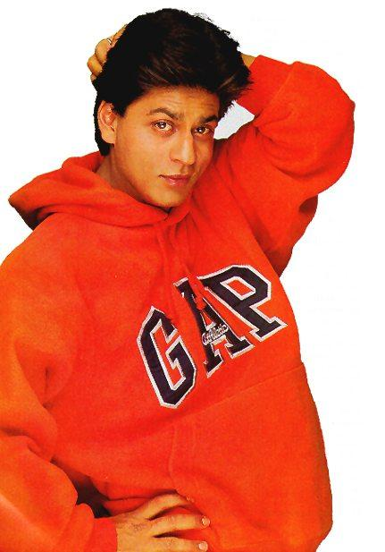 Shah Rukh Khan Young Cute Face Wallpaper