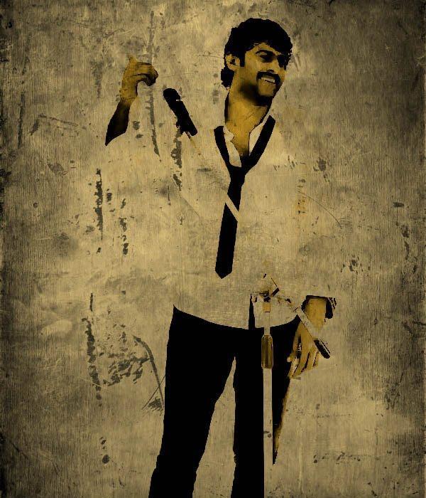 Rebel Prabhas Wallpaper