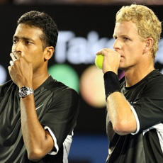Mahesh Bhupathi and Mark Knowles Shocked Still