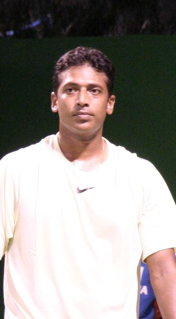 Mahesh Bhupathi Hot Face Look